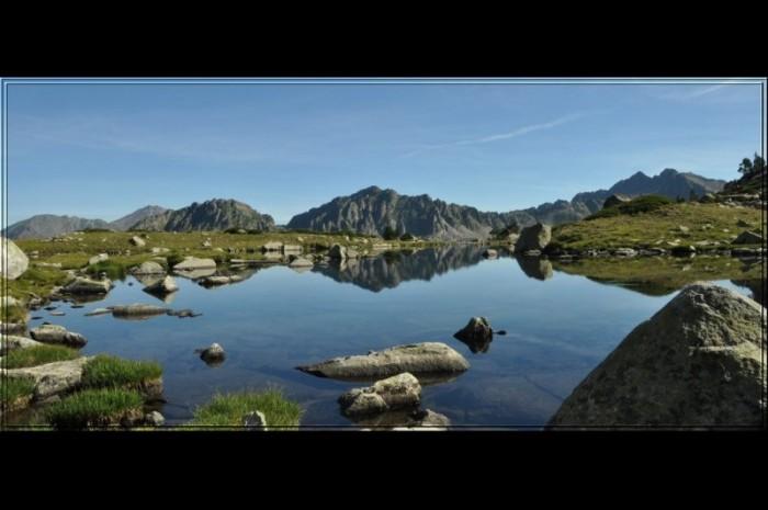 Un des lacs de Madamète