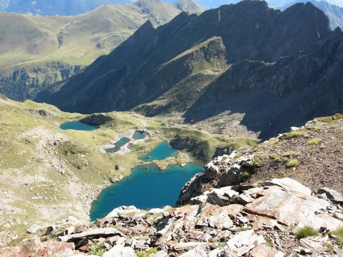 Sauvegarde : les lacs de Boum