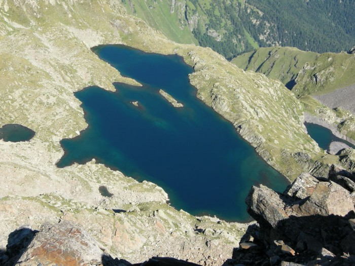 Sauvegarde : lac de la Montagnette