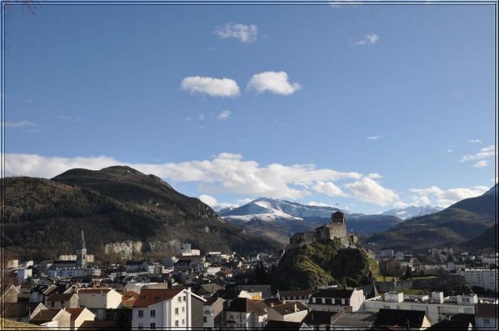 Lourdes et son château