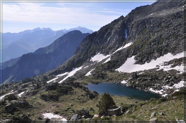 Le lac de l'Espuguette