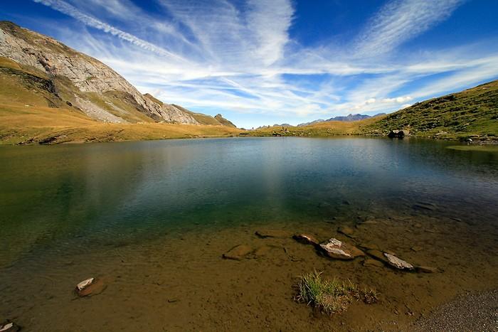 Tour du lac des Especières