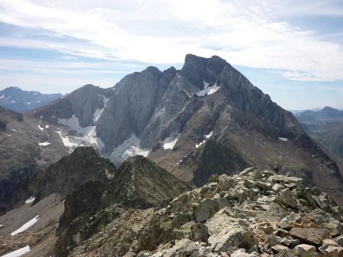 Pic Sud de Chabarrou