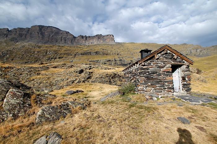 Cabane des Aguilous