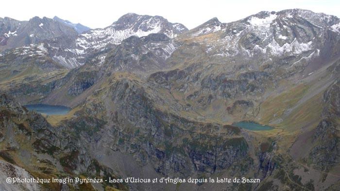 Lacs d'Uzious et d'Anglas