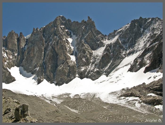 Glacier de Bonne-Pierre