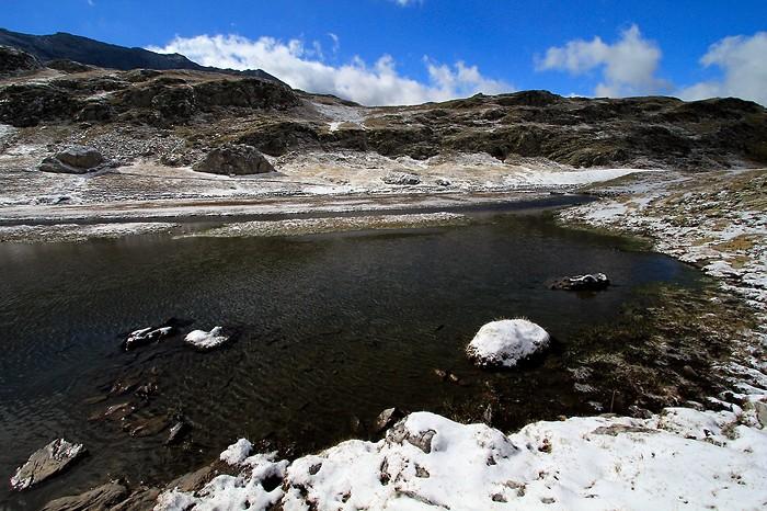 Randonnée au lac des Aires (cirque de Troumouse