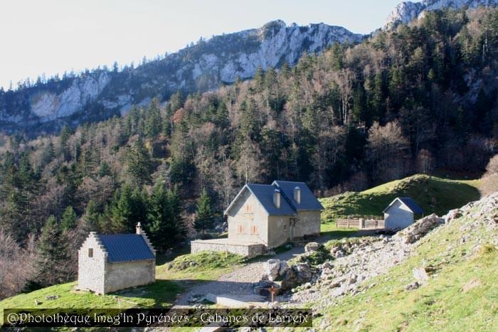 Cabanes de Larreix