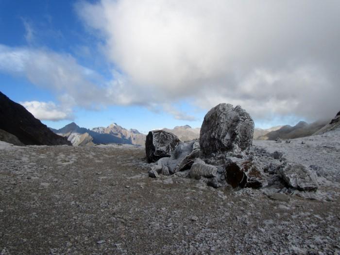 Entrée dans le Mont Perdu