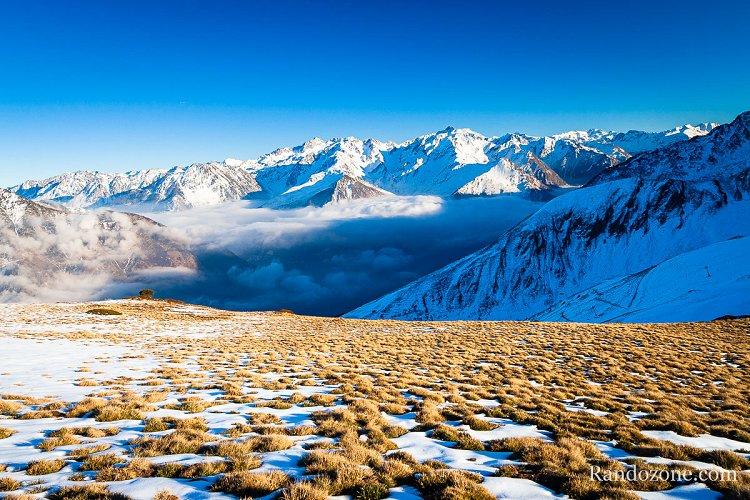 Randonnée Pyrénées : Col de Riou