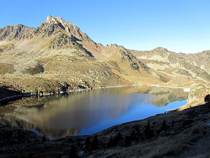 Lac Dets Coubous. Hautes Pyrénées