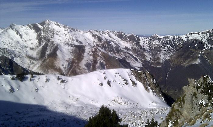 Ski à Luz Ardiden