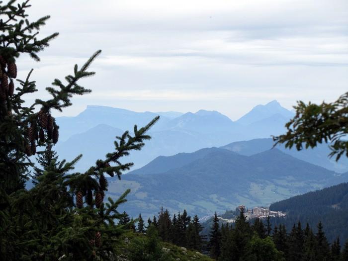 Massif de Belledonne en Isère