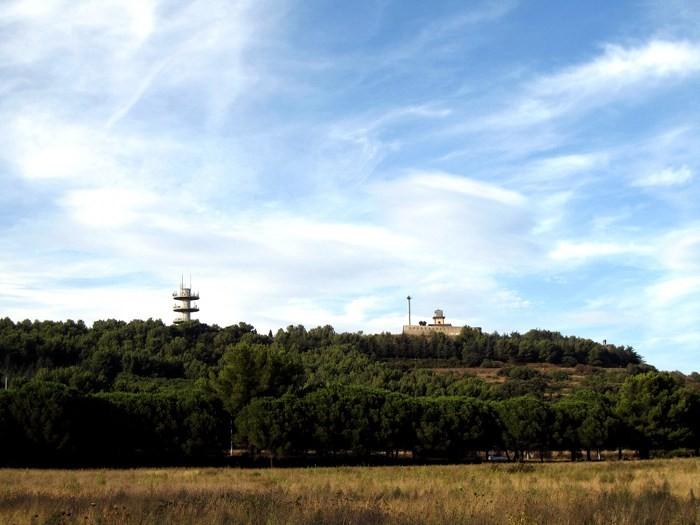 Mont Saint Loup CAP D'AGDE Hérault