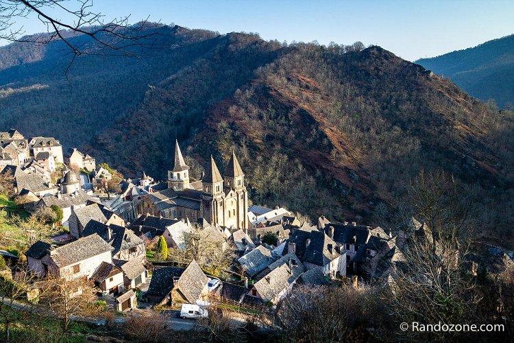 Conques: Balades, Via Podiensis et découverte du patrimoine