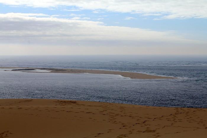 Océan depuis la dune du Pyla