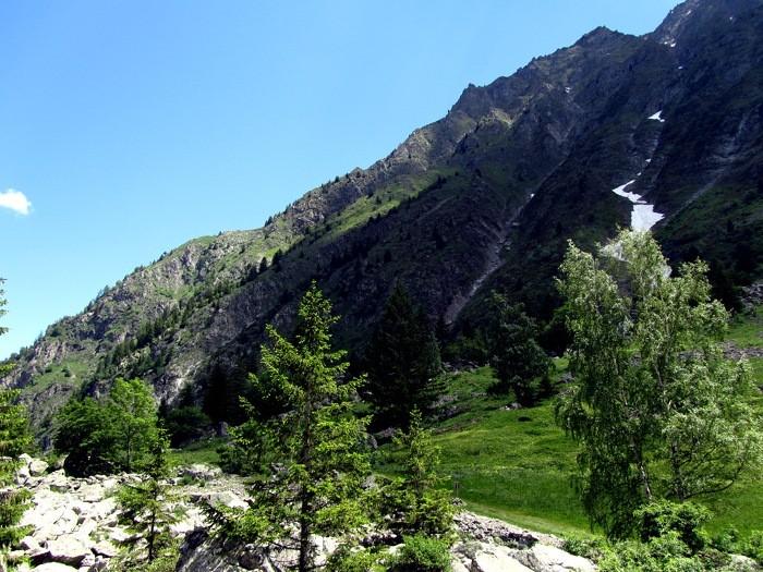 Randonnée Lac du Lauvitel dans les Alpes