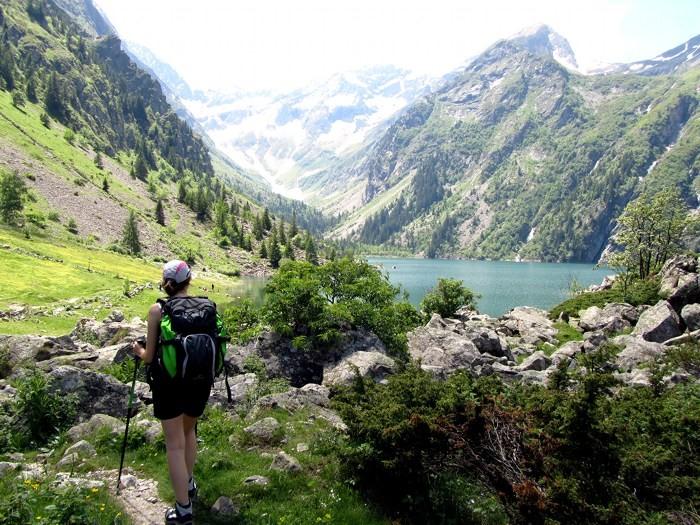 Randonnée Lac du Lauvitel ALPES