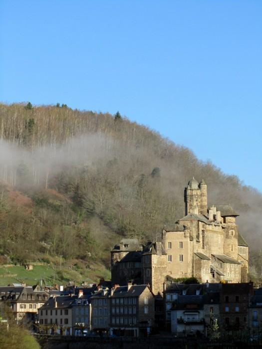 Château d'Estaing - Randonnée en Aveyron