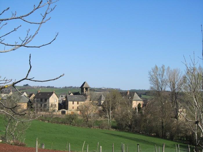 Saint Geniez des Ers en Aveyron