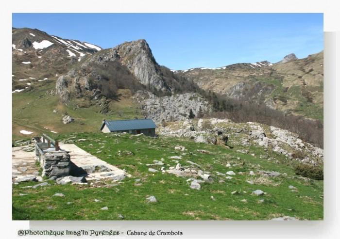 Cabane de Crambots