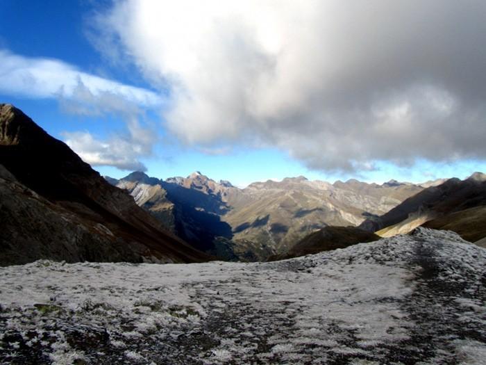 Côté Espagnol, entrée dans le Mont Perdu