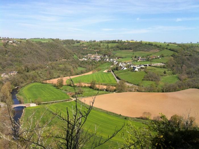Vallée de l'Aveyron