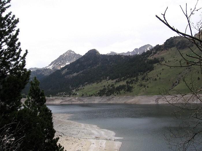 Balade au lac de l'Oule