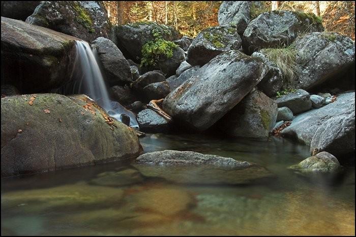 Cascades à Cauterets
