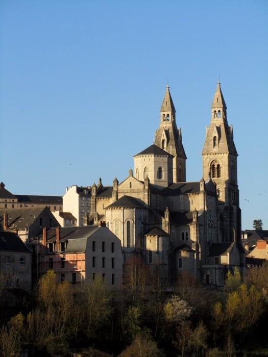Rodez: église Saint Cyrice
