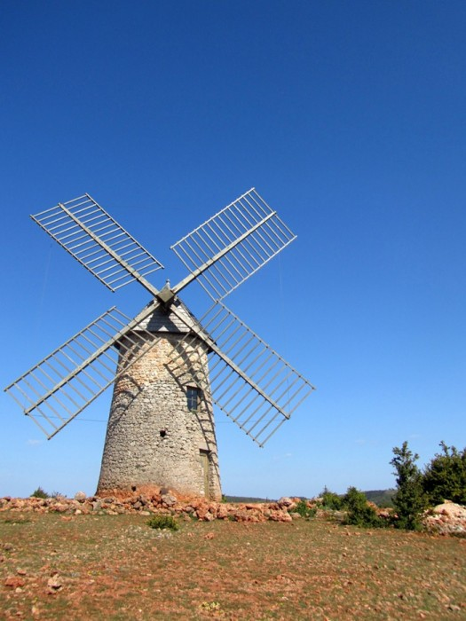 Moulin de La Couvertoirade
