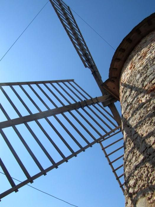Moulin de La Couvertoirade