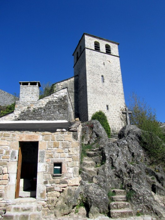La Couvertoirade Village templier et hospitalier sur le Larzac