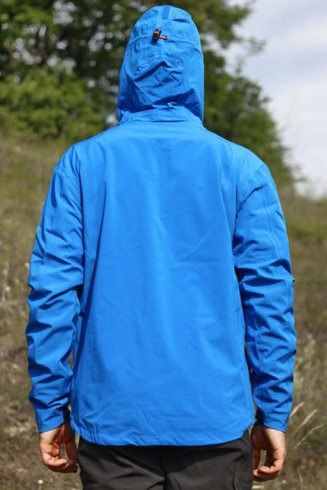 Veste homme Cimalp Activ'Shell EAGLE Bleu
