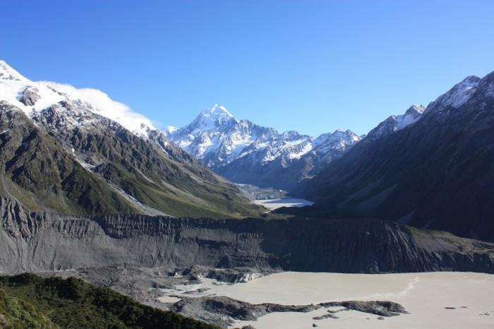Randonnée pédestre : Magnifique petite randonnée alpine en Nouvelle-Zélande