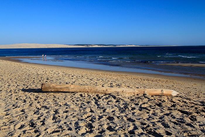 Pointe du Cap Ferret et dune du Pyla