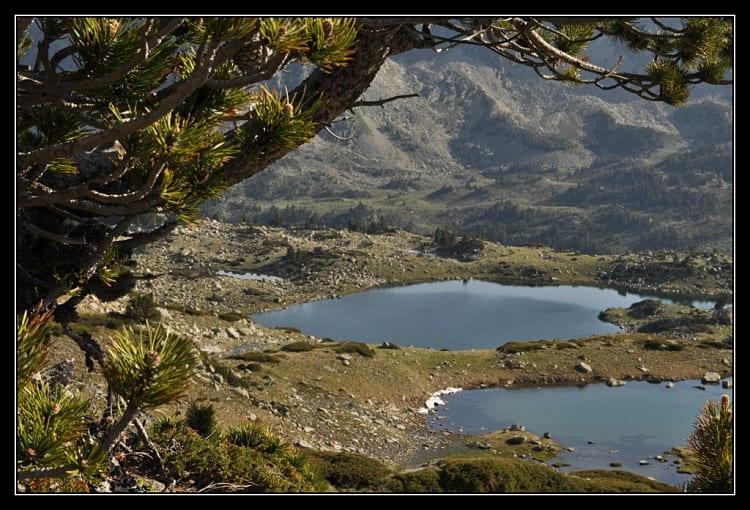 Lacs de Madamète