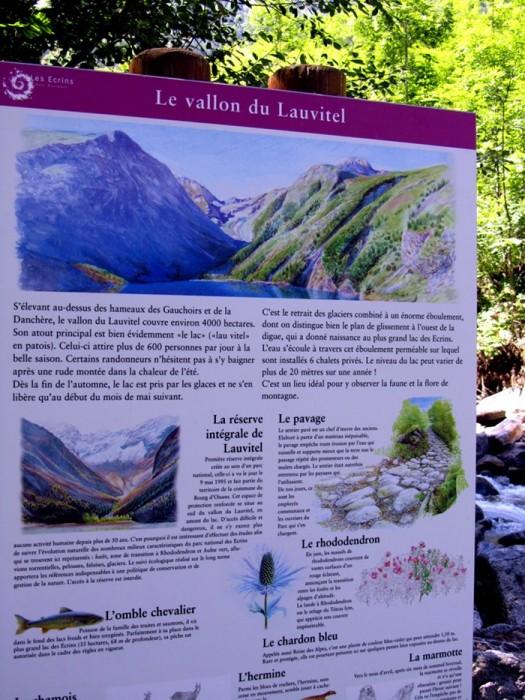 La vallon du Lauvitel