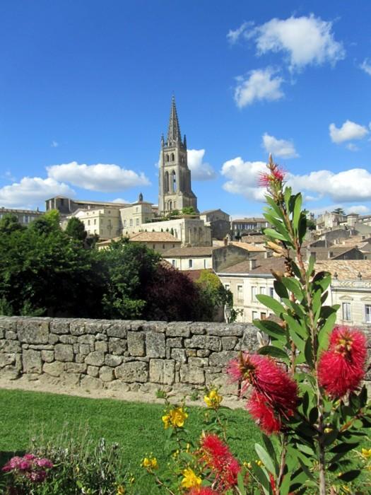 Saint Emilion, site classé