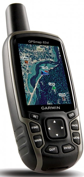 Gps de randonnée Garmin GPSMAP® 62st
