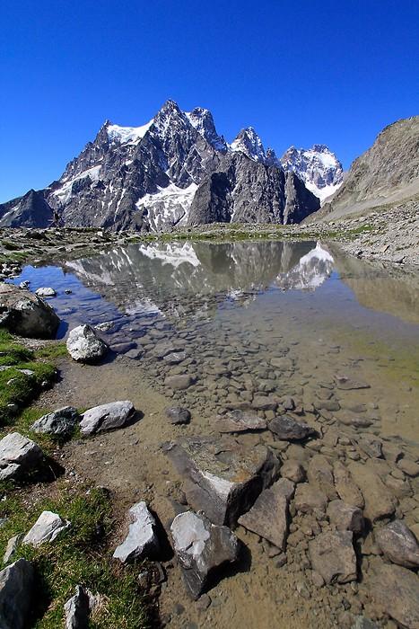 Lac Tuckett et Pelvoux