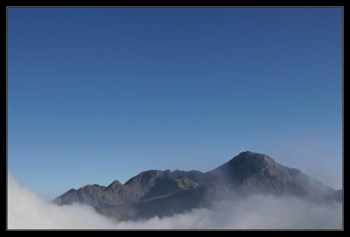Le pic du Midi de B.