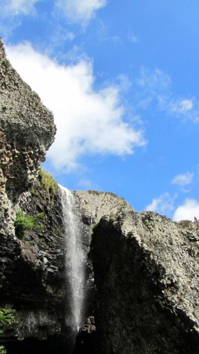 Cascade du Déroc, Aubrac, Lozère