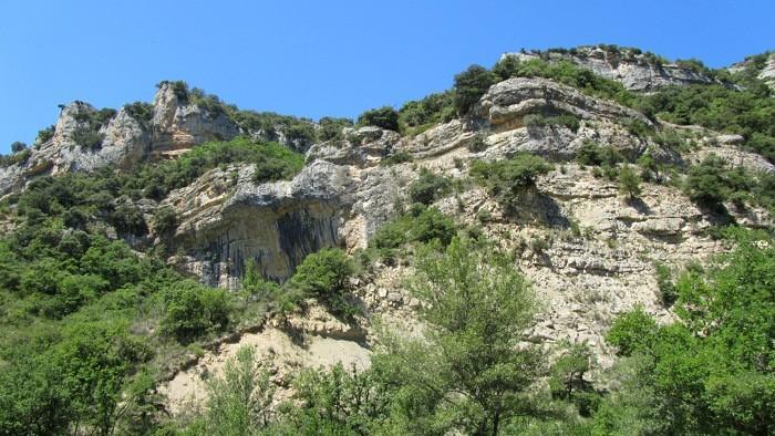 Falaises du Gard