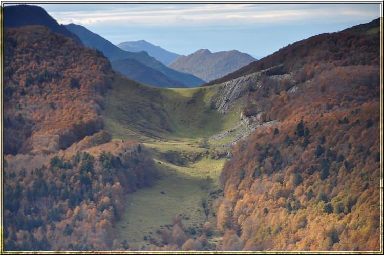 Randonnée : Col d'Espadres
