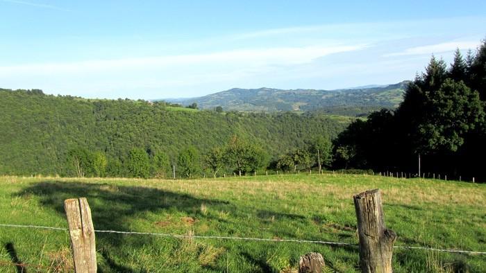 Randonnée VTT : Abbaye de Bonneval depuis Espalion