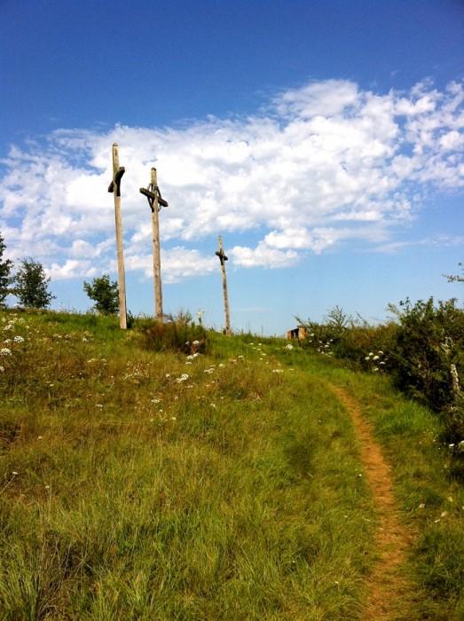 Randonnée VTT Saint Côme d'Olt au Puech de Levade