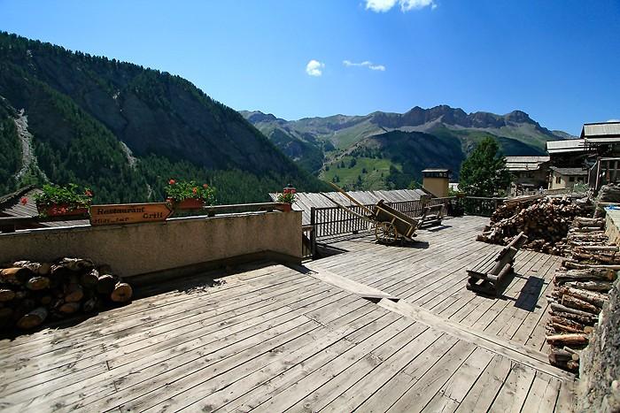 Visite du village de Saint-Véran dans les Hautes-Alpes
