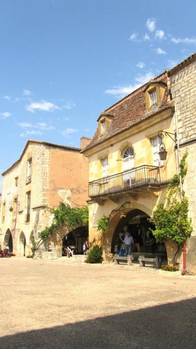Monpazier, un des Plus Beaux Villages de France