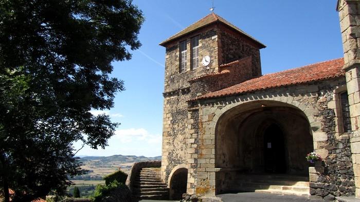 Eglise d'Usson, Auvergne